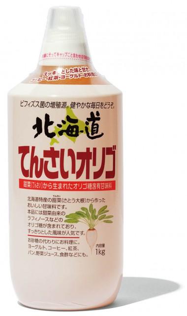 加藤美蜂園北海道産 てんさいオリゴ糖シロップ