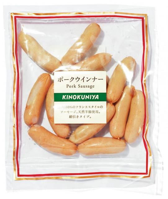 KINOKUNIYAのポークウインナー