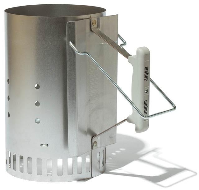 Weberの火熾し器