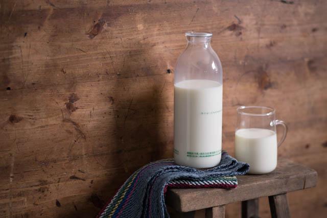 なかほら牧場 牛乳