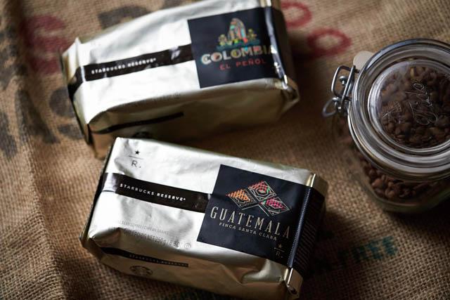 BRAND   STARBUCKS COFFEE ITEM  STARBUCKS RESERVE®