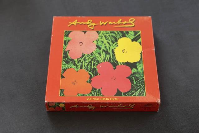 Andy Warholのジグソーパズル