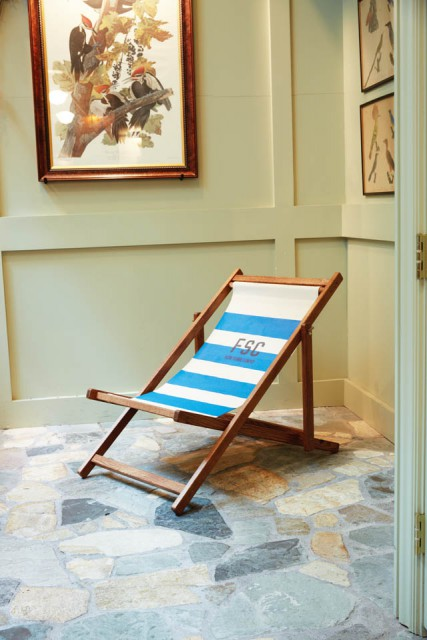 BRAND  FREEMANS  SPORTING CLUB× THE SUPERIOR  LABOR ITEM  Beach Chair