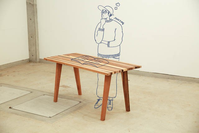 BRAND  KARPENTER ITEM  Dining Table 「BROOKLYN」