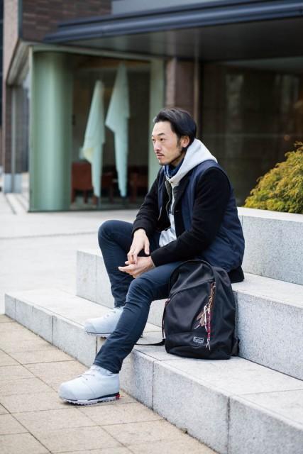山川明男 BRAND hobo CATEGORY Daypack