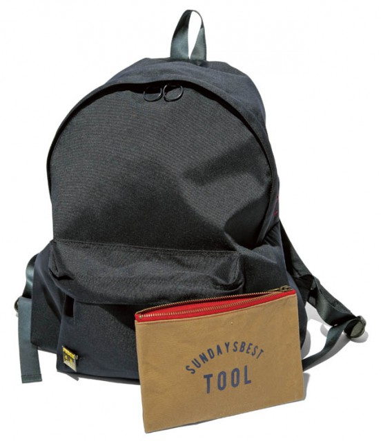 BRAND  W.Z.SAC SUNDAYS BEST CATEGORY  Back Pack& Tool bag