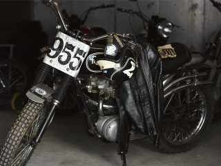 クリエイターたちの意外な趣味と、その愛用品 My Hobby&My Gear -MOTORCYCLE-