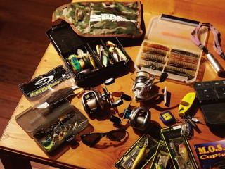 クリエイターたちの意外な趣味と、その愛用品 My Hobby&My Gear -FISHING-