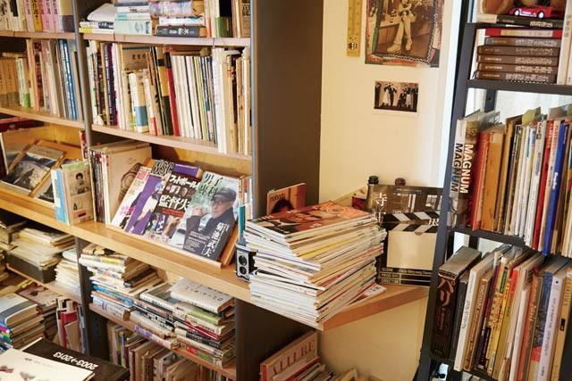 佐山一郎氏の読む雑誌たち