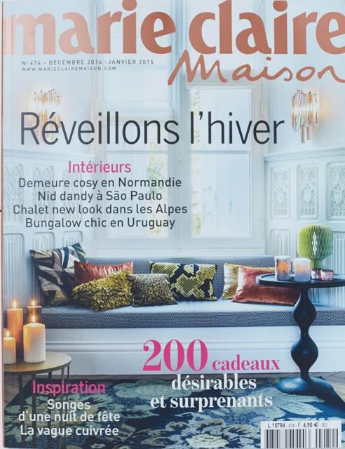 magazine  marie claire maison