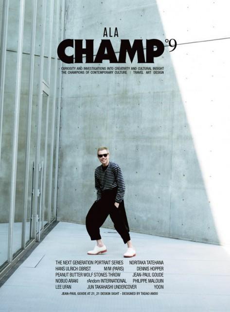 magazine  ALA CHAMP MAGAZINE