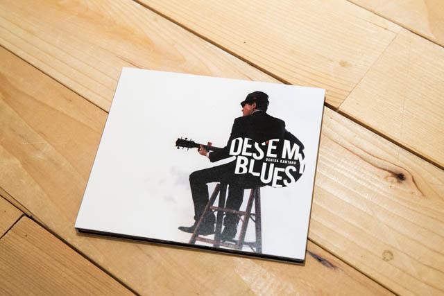 ALBUM  「DES'E MY BLUES」