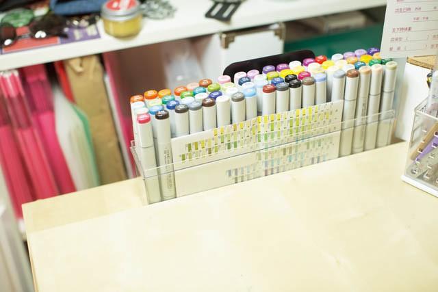ITEM  COPICのペン72色セット