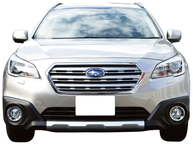 FRONT.SUBARU OUTBACK LIMITED