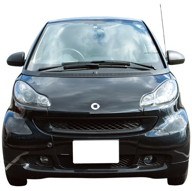 FRONT.smart fortwo black edition coupe mhd