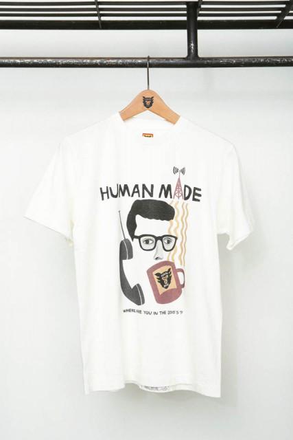 HUMAN MADE® SPOT T SHIRT