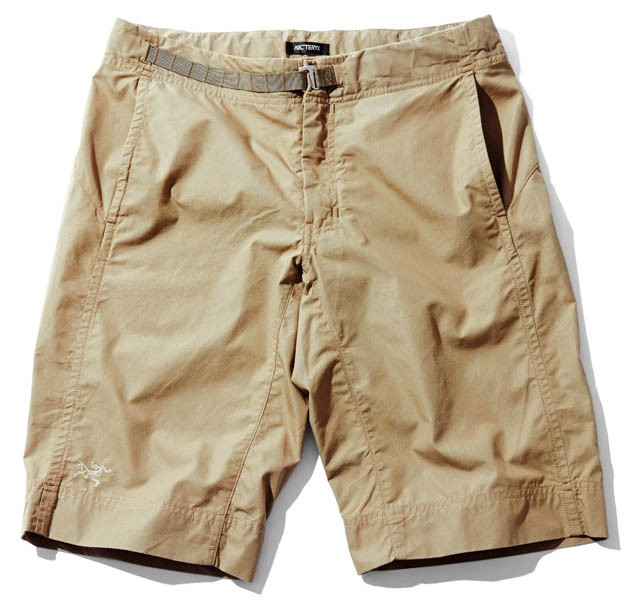 "ARC'TERYX ""GRIFTER LONG""SHORTS"
