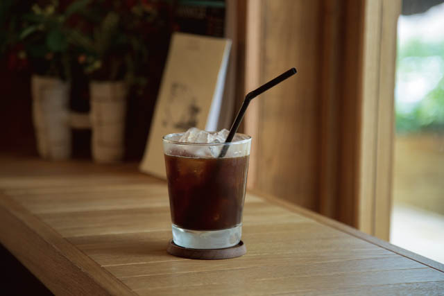 PADDLERS  COFFEE MENU  ICE  AMERICANO