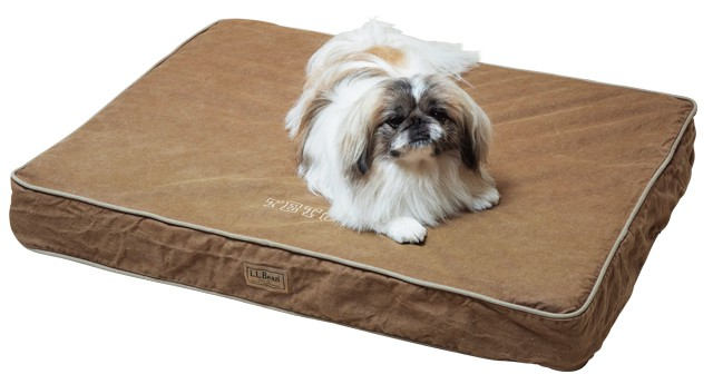BRAND  L.L.BEAN ITEM  DOG BED