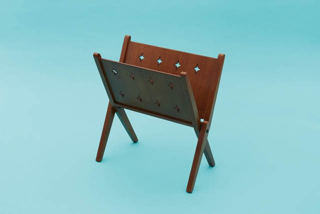 BRAND  ACME Furniture ITEM  BROOKS BOOK STAND