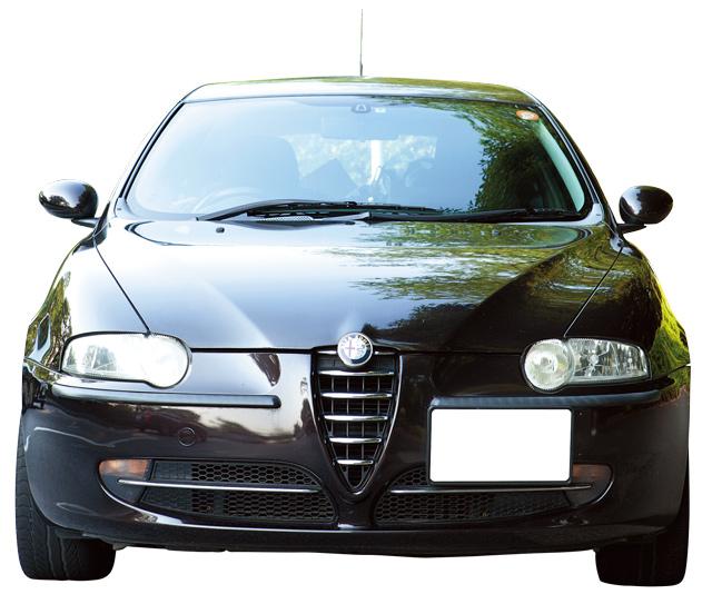 Alfa Romeo 147 FRONT