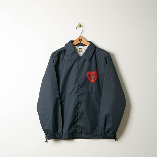 HUMAN MADE®  COACH JACKET