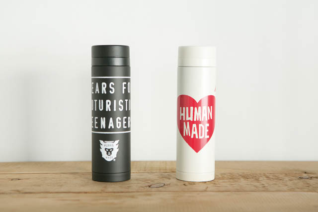 HUMAN MADE®  THERMO STAINLESS BOTTLE