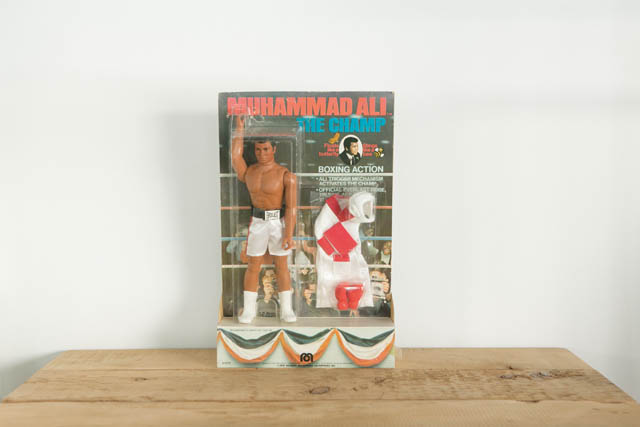 MEGO MUHAMMAD ALI THE CHAMP  BOXING ACTION FIGURE PRICE ¥25,000