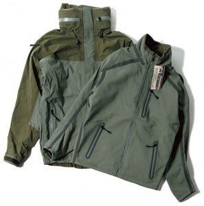 BlackHawk Warrior WearOperations Jacket& Warrior Wear Shell Jacket