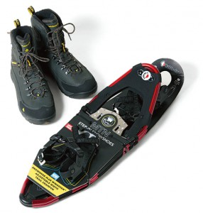 Vasque Snowburban Ultradry Winter/ Kahtoola MTN Step In Snowshoes