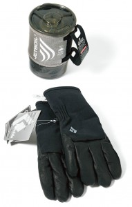 Black Diamond Rambla Glove/JET BOIL SOL Ti
