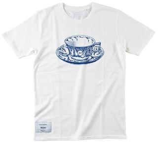 井上ブラザーズ×Fragment designのTシャツ
