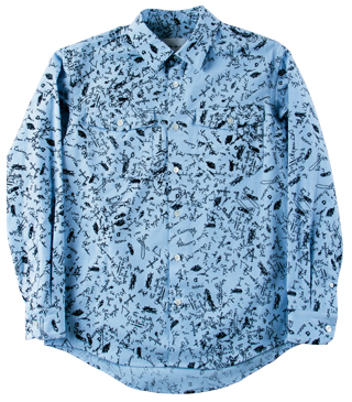 Julien Davidのシャツ