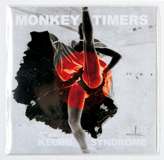 MONKEY TIMERSの 「KLUBB SYNDROME」CD