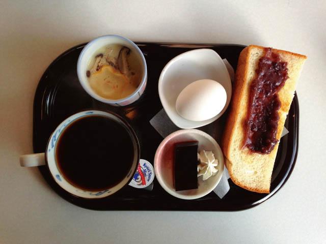 羽島「喫茶デン」コーヒー¥350