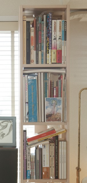 青野賢一の本棚