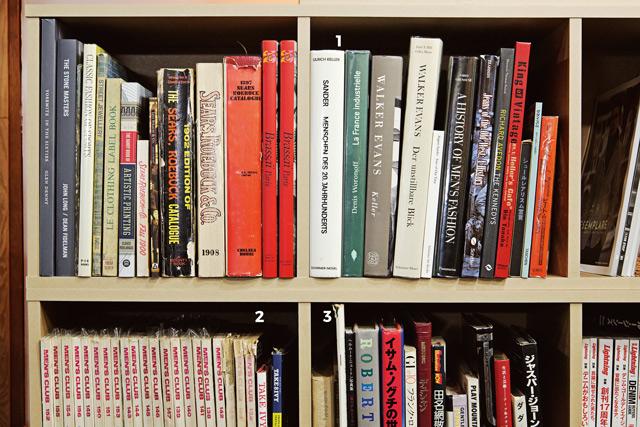 川鍋基樹の本棚