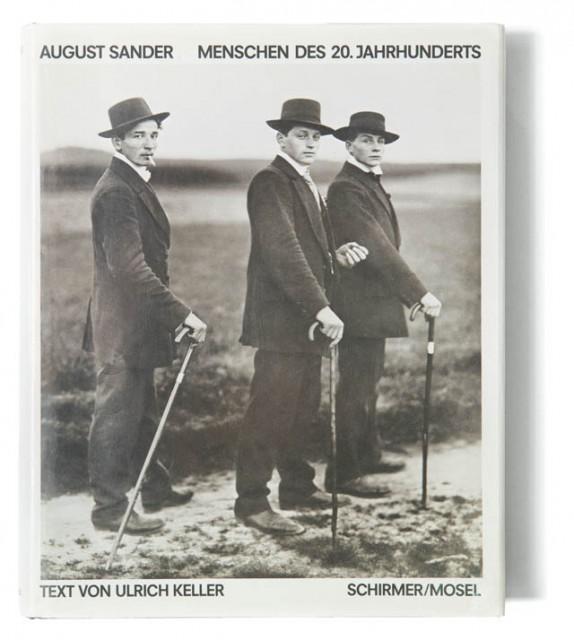 『MENSCHEN DES 20 JAHRHUNDER』 AUGUST SANDER