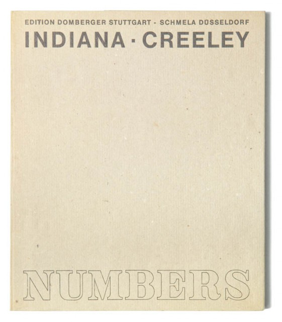 『NUMBERS』 INDIANA&CREELEY