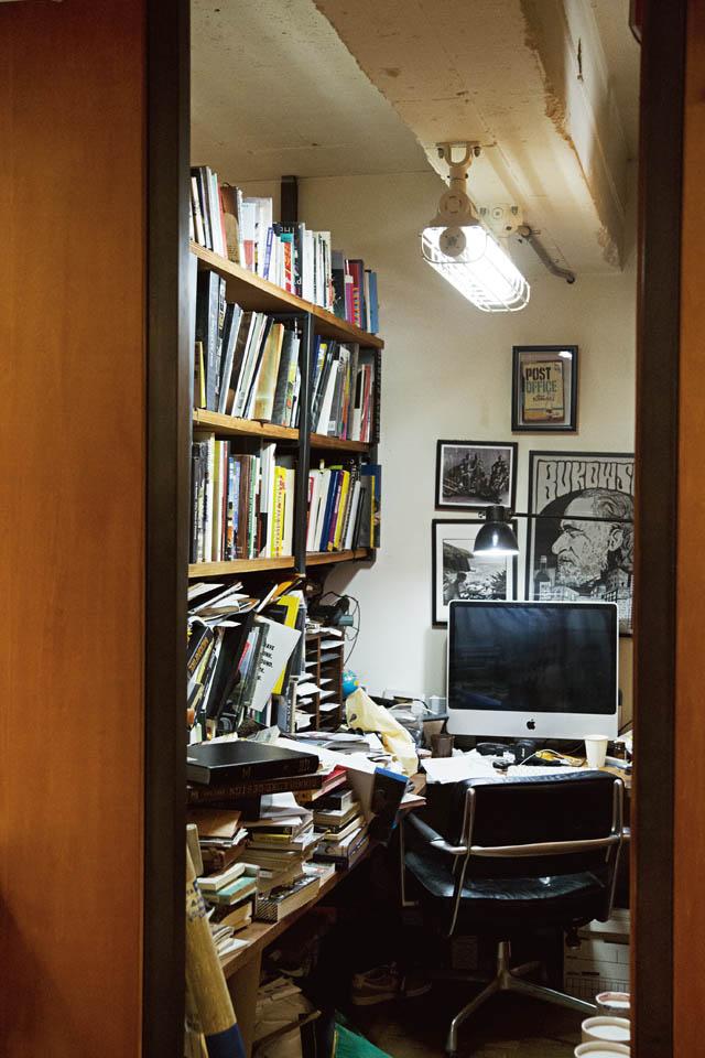 野村訓市の本棚