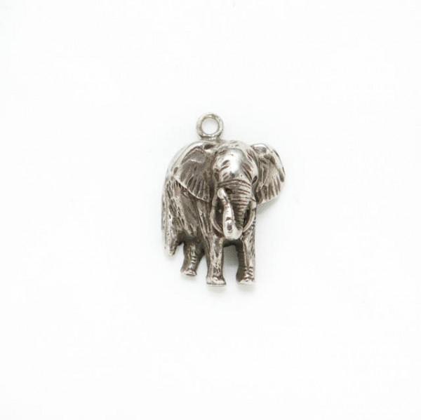 ゾウのペンダントトップ