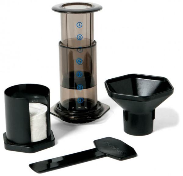 AERO PRESSのコーヒーメーカー