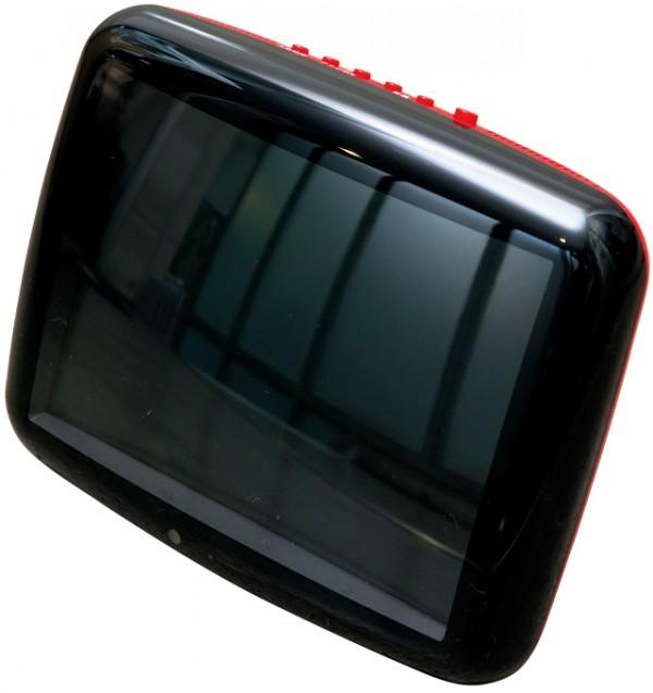 BRAND ±0 ITEM 8 inch LCD TV