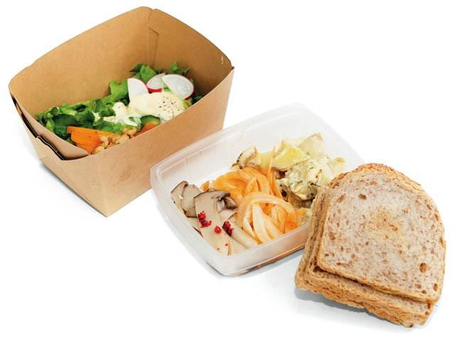 ULTRA LUNCHのサラダ&デリ ボックス