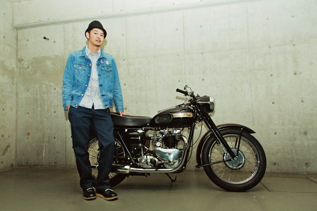 田口悟(CHALLENGER デザイナー)