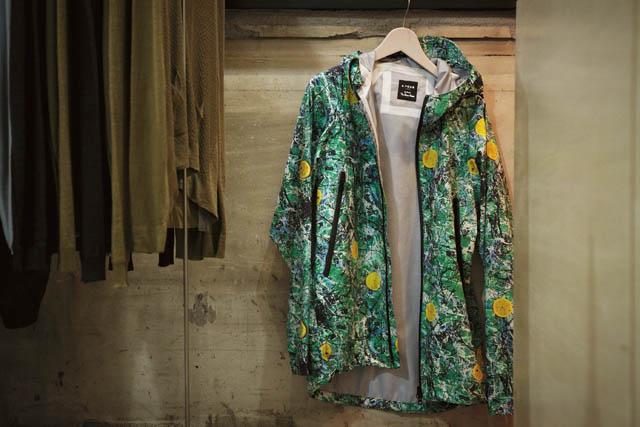 A. FOUR LABSのジャケット