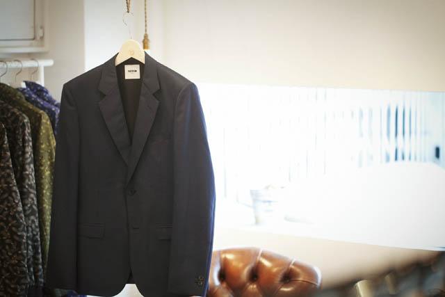 FACTOTUMの フォーマル2Bジャケット