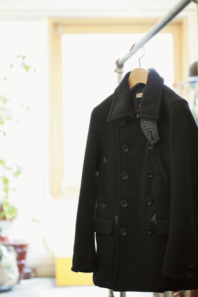 nonnativeのPコート