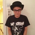 """松田""""CHABE""""岳二(CUBISMO GRAFICO/kit gallery 主宰)"""