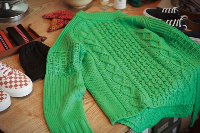 balの ニットセーター